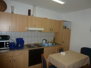 We 4, Küche