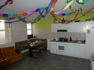 WE 3, Küche