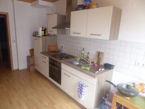 WE 2, Küche